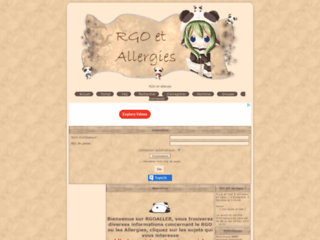 Forum RGO et Allergies