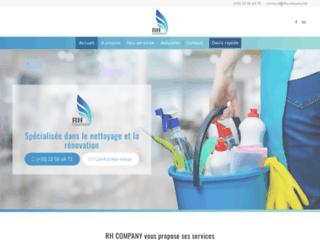 RH Company, entreprise de nettoyage et de rénovation
