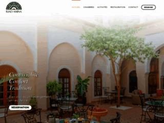 Riad luxe Marrakech. Week end au Maroc raffiné