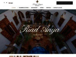 Riad Anya - Marrakech