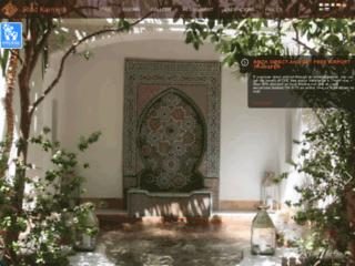 Riad Karmela. Week end à Marrakech