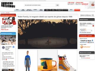 Capture du site http://www.rider-family.com/fr/
