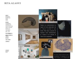 Rita Alaoui - Artiste peintre contemporain à Casablanca M