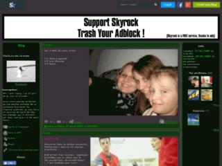 Skyblog de roadrash