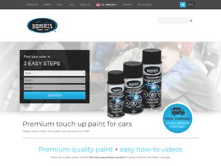 Roberts Paint Care - Peinture automobile et entretien carrosserie