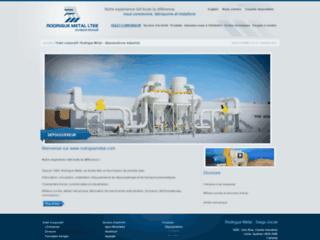 Détails : Dépoussiéreur modulaire – dépoussiérage industriel