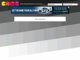 Capture du site http://roger.services.chez.com