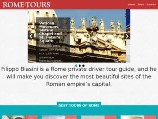 Rome limousine tours