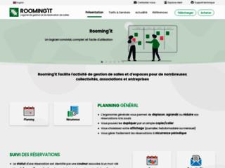 Capture du site http://www.roomingit.fr