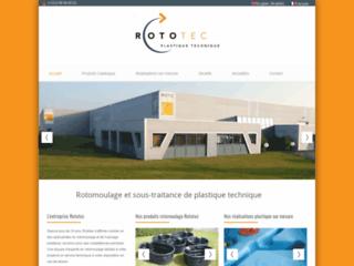 Rototec expert en rotomoulage plastique