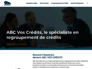 Détails : Rouaix finances : spécialiste dans la restructuration de crédits