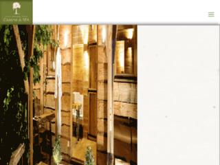 Aperçu du site Roulotte & Spa