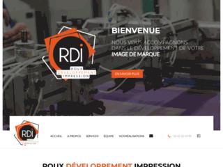 Roux d�veloppement Imprimeur � Angers