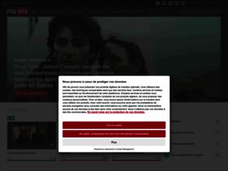 Détails : chaînes radio de la RTS - Ecoute en direct - mp3