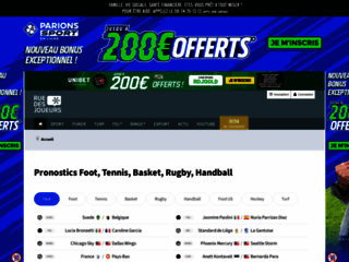 Détails : Pronostics 6 Nations