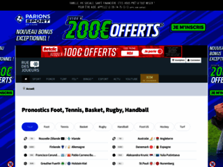 Détails : pronostics turf