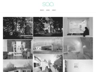 Saarchitectes est un cabinet d'architectes créé par Stéphanie Peix et Alice Ramaz