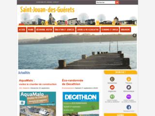 Saint-Jouan-des-Guérets - Site officiel