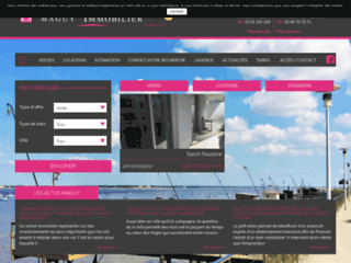 Saint-Nazaire Immobilier : agence Maguy Immobilier