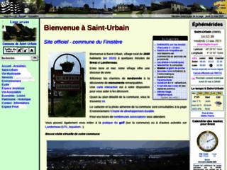 Saint-Urbain - Site officiel