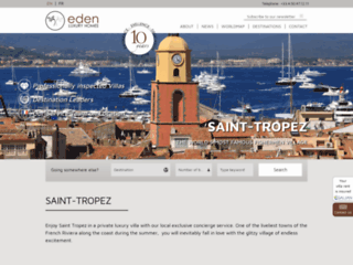 Location villa de luxe Saint-Tropez