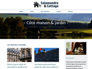Détails : Location Saint Malo avec le Salamandre Cottage