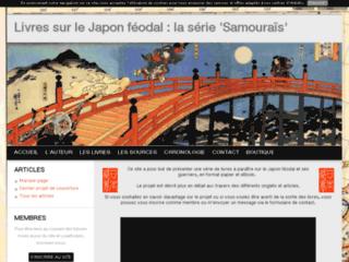 Livres sur le Japon féodal : la série 'Samouraïs'