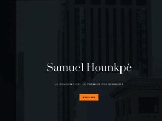 Optimiser votre référencement naturel à Angers avec Samuel Hounkpé, référenceur freelance