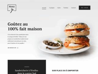 Sandwicherie Mamy Jo