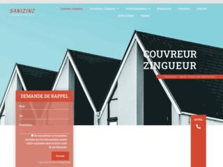 Détails : SANIZINC : isolation et rénovation de toiture