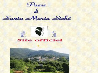 Paese di Santa Maria Siché