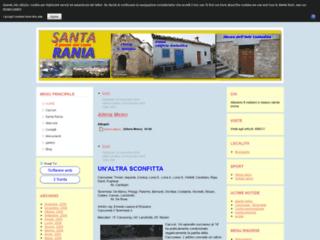 Benvenuto nel sito di Santa Rania