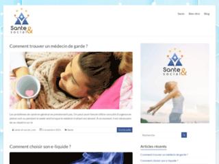 Santé et Social sur http://www.sante-et-social.com