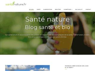 Santenature.fr sur http://www.santenature.fr