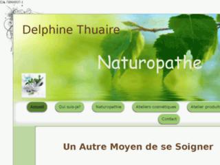 Delphine Thuaire Naturopathe
