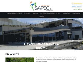 Étanchéité de toiture, Bardage et Panneaux photovoltaïques en Drôme-Ardèche - Sapec EN
