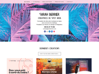 Webdesigner freelance sur Paris