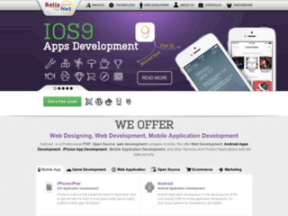 iPhone Application Devlopment Company - Satisnet