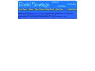 http://sauvagedavid.free.fr