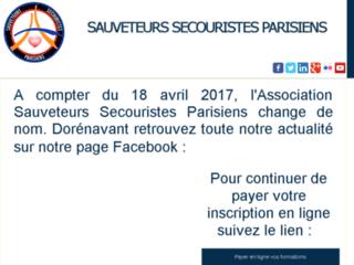 Sauveteurs Secouristes Parisiens