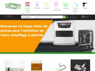 Sav-Pem: pièces détachées electroménager et outils maison et jardin