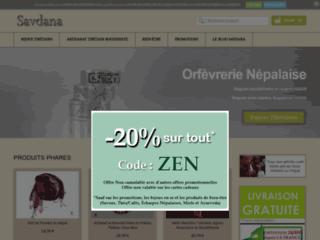 Détails : Savdana, bijoux Tibétains