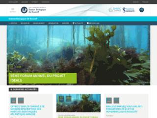 Aquarium musée de Roscoff - Présentation