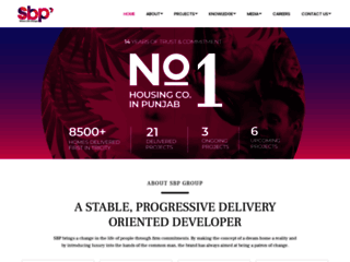 SBP Group - 1/2/3 BHK Apartments at Just Rs. 12.90 Lacs