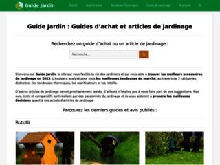 Détails : Le Guide Du Scarificateur : une aide pratique pour acheter un scarificateur