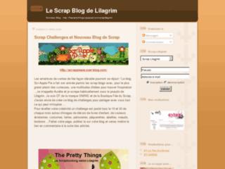 Le blog de scrapbooking de Lilagrim
