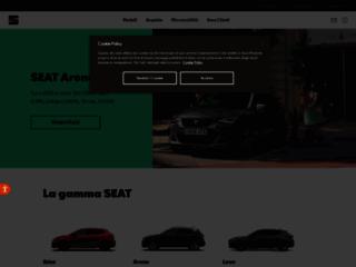 Seat Italia: Benvenuto nel mondo Seat