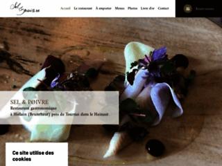 Détails : Restaurant gastronomique dans le Hainaut