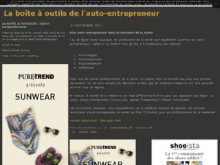 Blog auto-entrepreneur