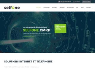 Standard IPBX  - Selfone - Téléphon